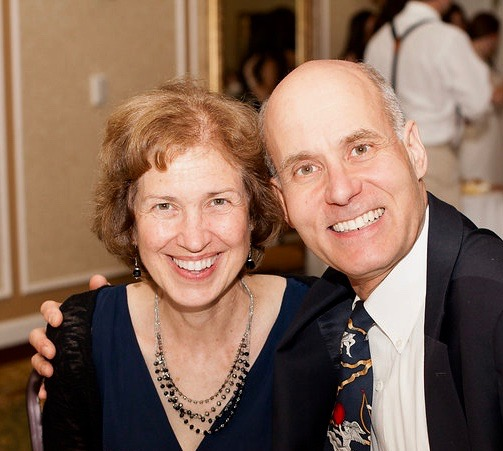 Dr. Christopher Marzonie, DDS and his wife Cheryl