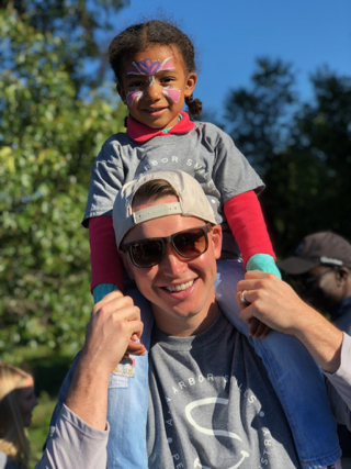 Ann Arbor Smiles at JDRF One Walk 2018